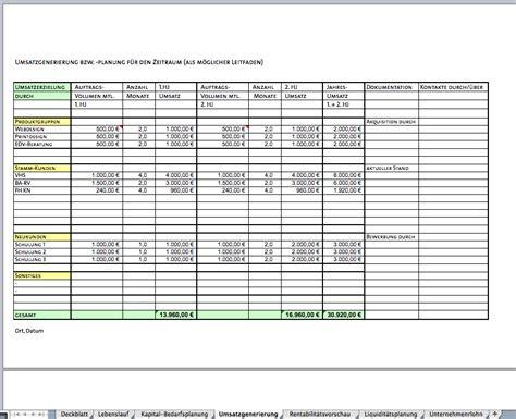 Kostenlose Vorlage Businessplan Businessplan Als Excel Vorlage Excel Vorlagen F 252 R Jeden Zweck