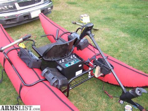 armslist for sale trade 9 foot osprey pontoon w batt - Osprey Pontoon Boat Accessories