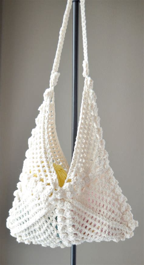 pattern tote bag crochet crochet pattern hanna hobo bag crochet bag by cassjamesdesigns