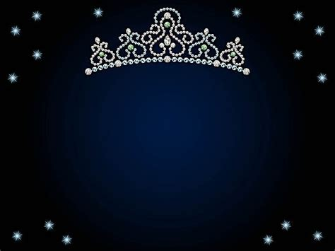 background queen crown princess goddess queen vector background material