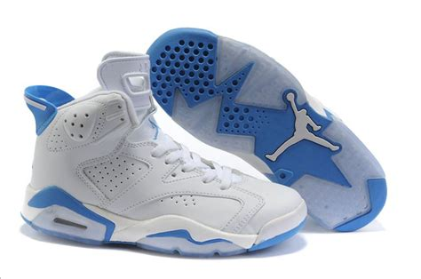 light blue air jordans white and light blue air for progress