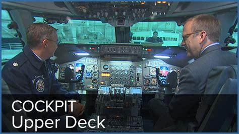 inside air one cockpit inside air one interactive abc news