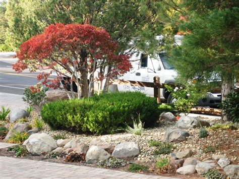 Rock Garden Truckee Landscaping Truckee River Rock Truckee River Rock Nursery