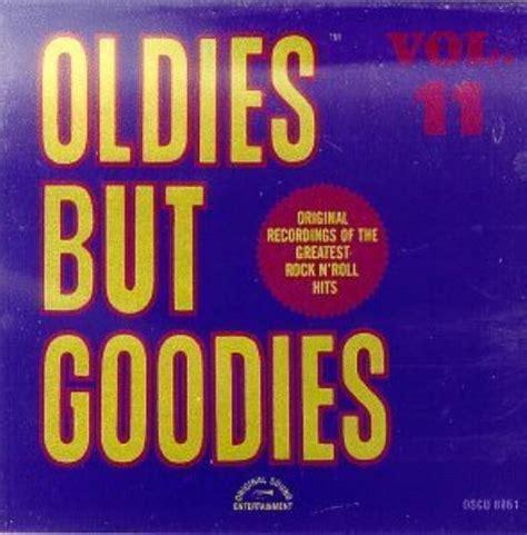 best oldies but goodies oldies but goodies oldies but goodies vol 11 cd