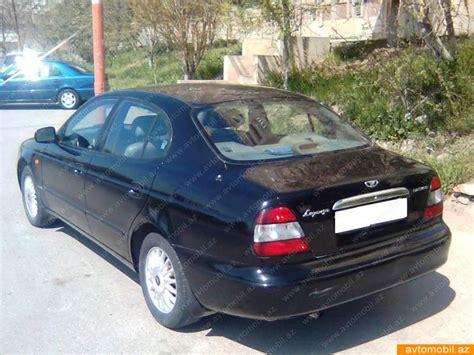 Daewoo Leganza Urgent sale Second hand, 1999, $6500