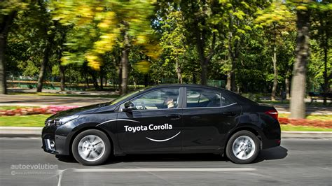 Toyota Corolla 2014 Review 2014 Toyota Corolla Review Autoevolution