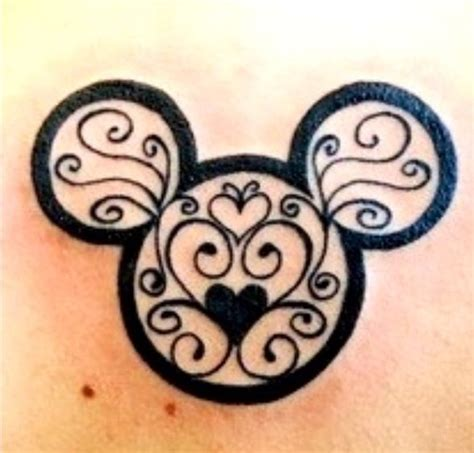 mickey mouse tattoo designs 28 outline mickey mouse tattoos