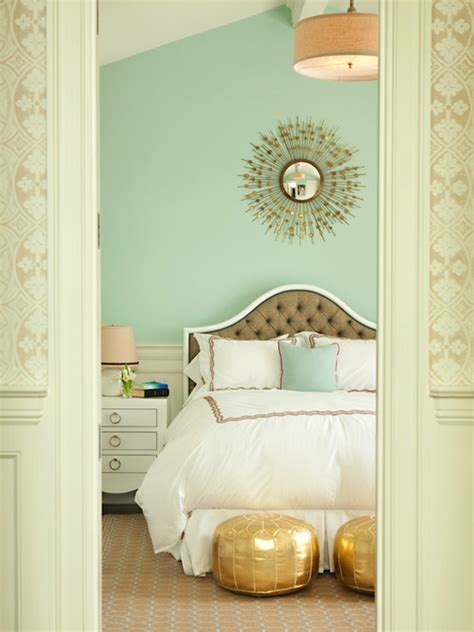 Seafoam Green Walls Bedroom by Seafoam Green Bedroom Cottage Bedroom Jonathan Adler