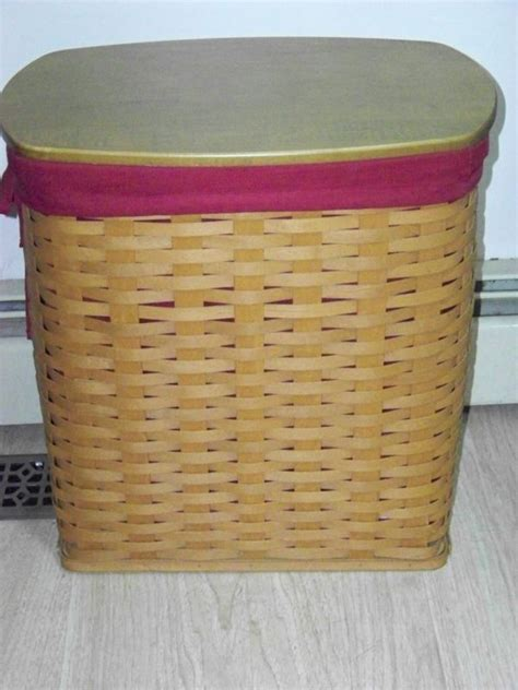 longaberger laundry longaberger laundry baskets shop collectibles daily