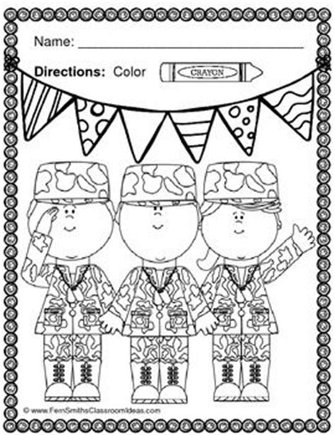 veterans day coloring pages for kindergarten free printable veterans day math worksheets president s