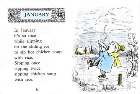 libro chicken soup with rice chicken noodle soup with rice children s book