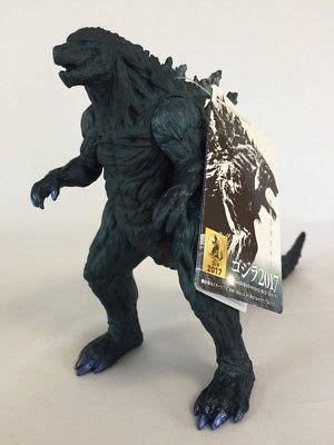 Bandai Godzilla Series Godzilla 2017 Servum king ghidorah 2001 theater exclusive bandai tag mint vinyl
