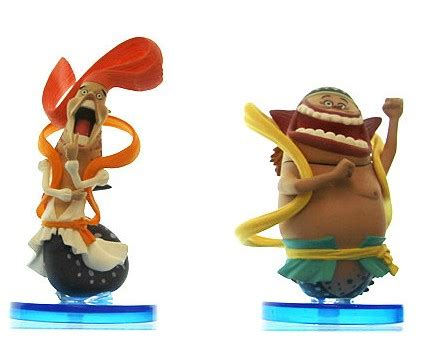 Figure One Wcf Fishman Island Luffy Jinbei 1 one world collectable figure series 31 revealed