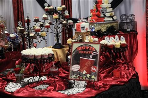 quinceanera themes unique hollywood theme quinceanera candy station brenda s