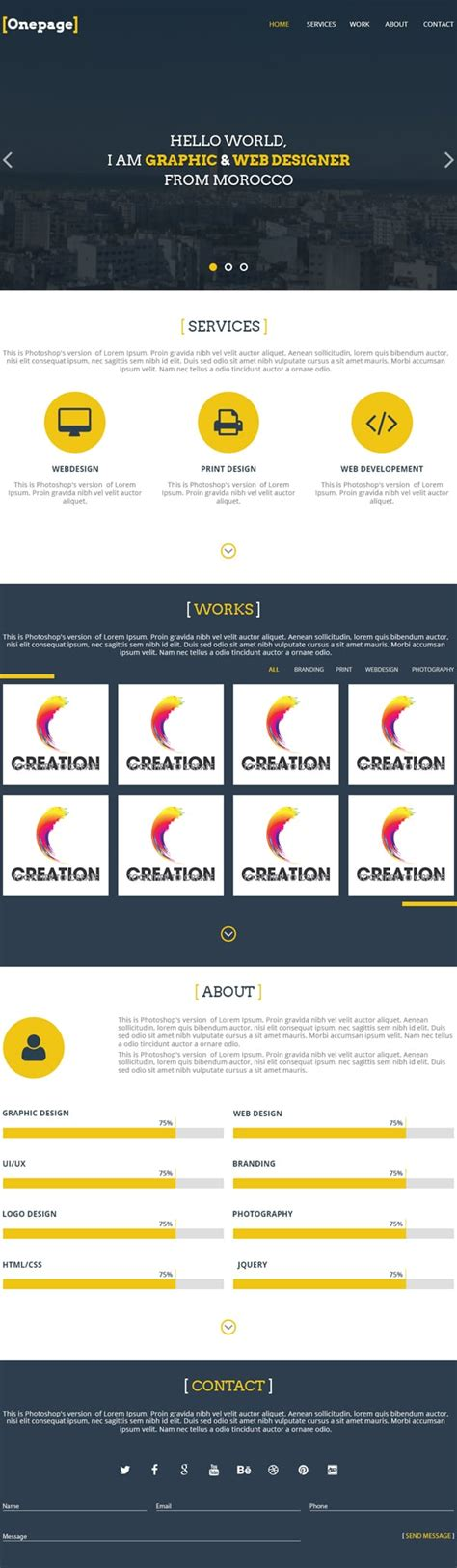 gugggly download free website templates part 3
