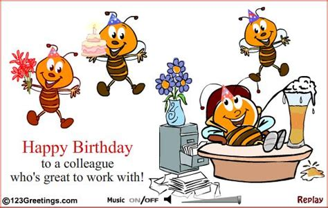 Happy Birthday Wishes To Colleague Birthday Wishes For Colleague Page 7