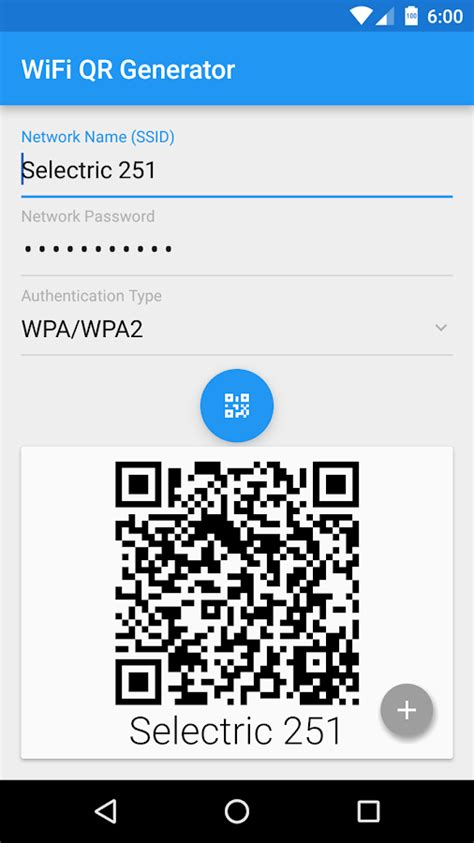 dropbox qr code generator wifi qr code generator android apps on google play
