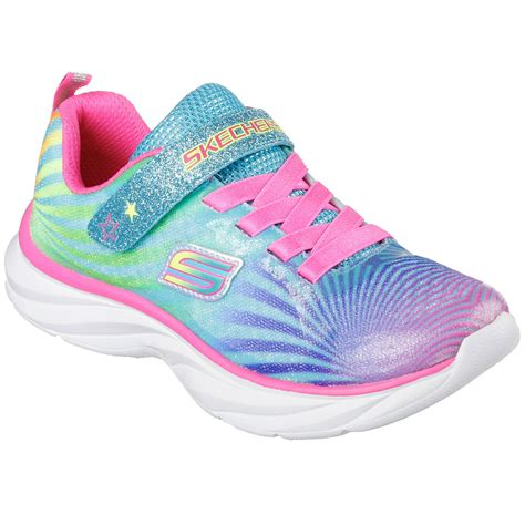 shoes toddler skechers toddler girls pepsters colorbeam sneakers