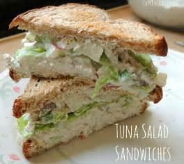 Tuna salad sandwich martha s favorite tuna salad sandwich recipes