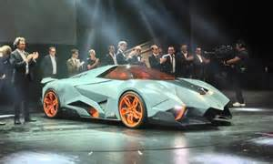 Who Invented Lamborghini Lamborghini Egoista Single Seater Ultra Car Unveiled At