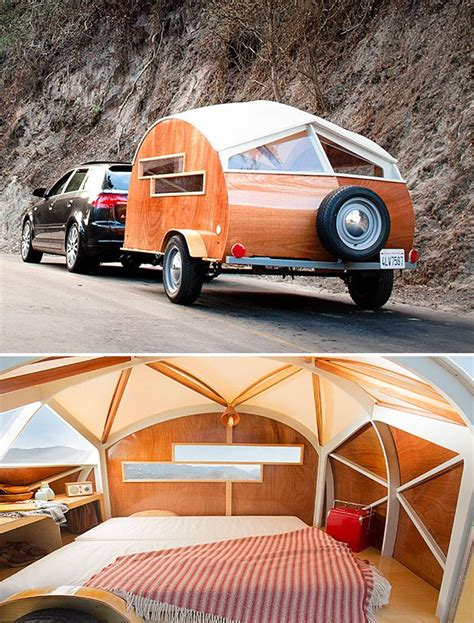 hutte hut 433 best images about other vintage trailers on