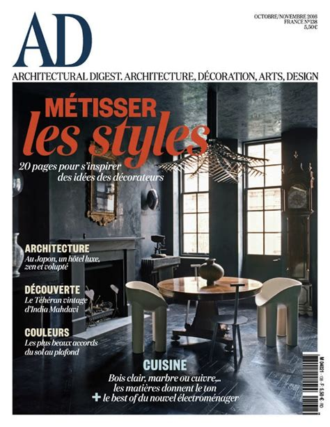 Architectural Design Magazine Editor | editor s choice the best french interior design magazines