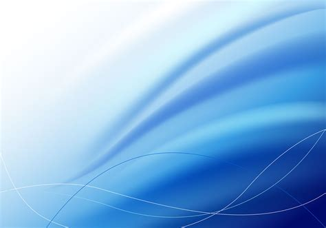 blue wave background vector   vectors