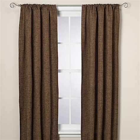 bed bath and beyond curtain panels murad window curtain panel bed bath beyond