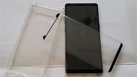 Tempered Glass Samsung Note 8 Cover 3d Lenstempered Glass baseus tempered glass cover 3d samsung galaxy note 8