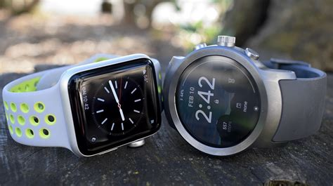 Smartwacth V apple v wear os the battle for smartwatch supremacy