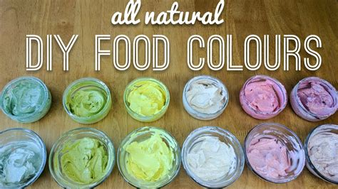 food coloring for frosting all diy food colouring coloring tested in