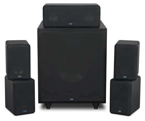 rbh sound cinema  compact home theater system