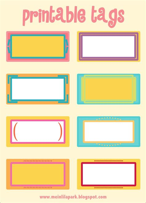 printable labels free online free printable label templates for kids journalingsage com
