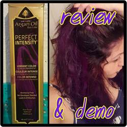 argan hair color reviews one n only argan hair color review and demo