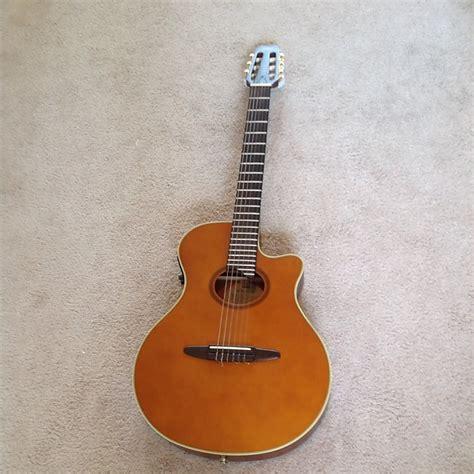 Gitar Akustik Elektrik Yamaha Apx Ntrl yamaha apx 6na electric classic guitar classical