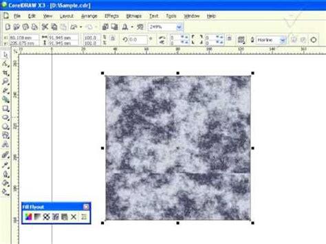 texture pattern coreldraw coreldraw x3 tamil tutorial quot texture fill quot part 025 youtube