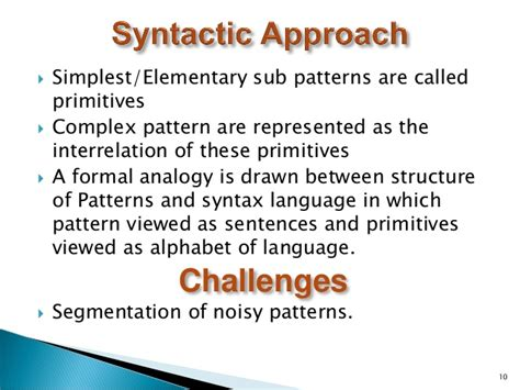 pattern recognition in c language statistical pattern recognition 1