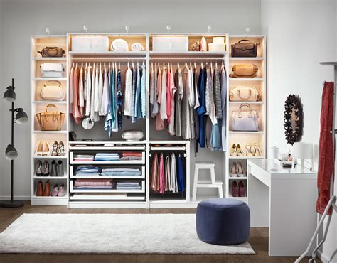 begehbarer kleiderschrank ideen ikea home ideen