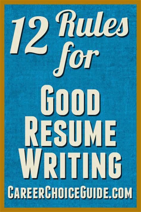 how to write a resume resume cv