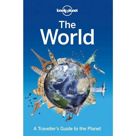 The World lonely planet the world