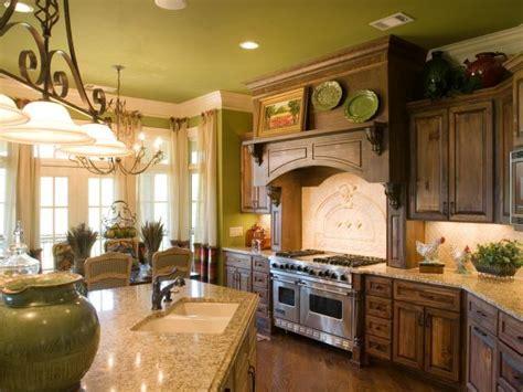 French Country Kitchen Cabinets: Pictures & Ideas From