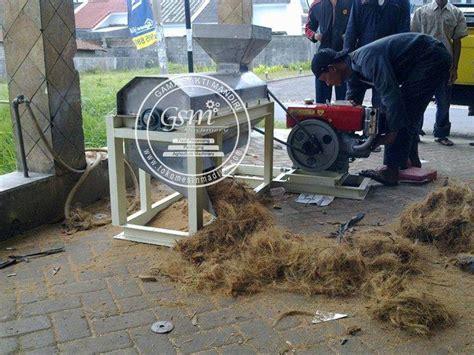 Harga Sabut Kelapa 2017 mesin pengurai sabut kelapa toko alat mesin usaha