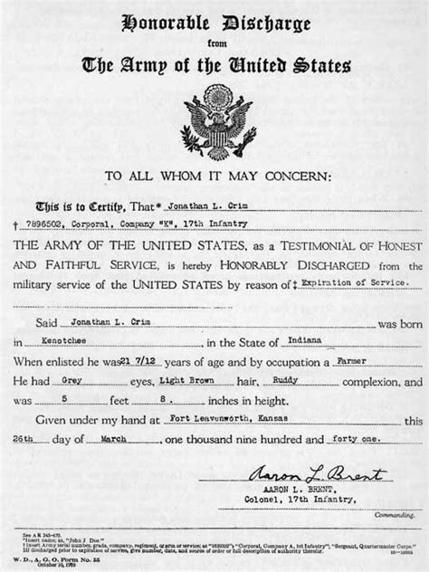 Are Discharge Records Army Discharge Records Driverlayer Search Engine