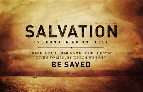 salvation in you salvation quotes quotesgram