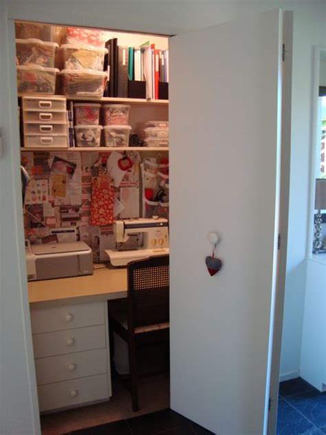 Closet Sewing Room by Small Sewing Rooms Sewing Rooms And Sewing Closet On