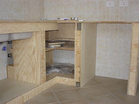 struttura cucina cucina in finta muratura