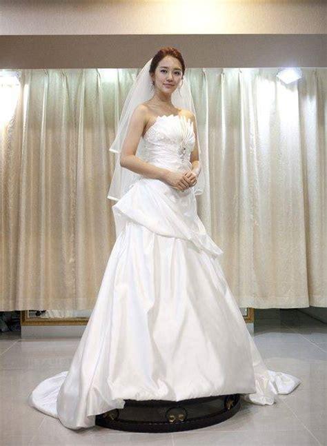film drama korea wedding dress chanmi s star news yoon eun hye in a wedding dress