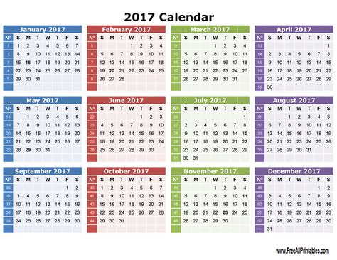 printable calendars by day printable 2017 calendar 2017 printable calendar daily