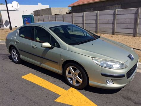 peugeot executive car autonet helderberg 407 407 2 0 hdi st executive a t