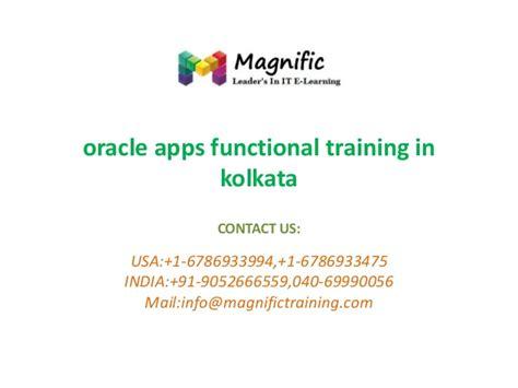 sap tutorial kolkata oracle apps functional training in kolkata
